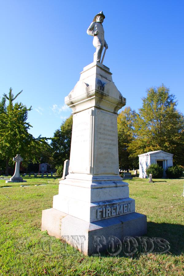 Fire Man Memorial
