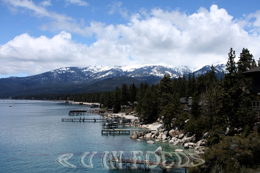 Lake Tahoe - Secret Bay