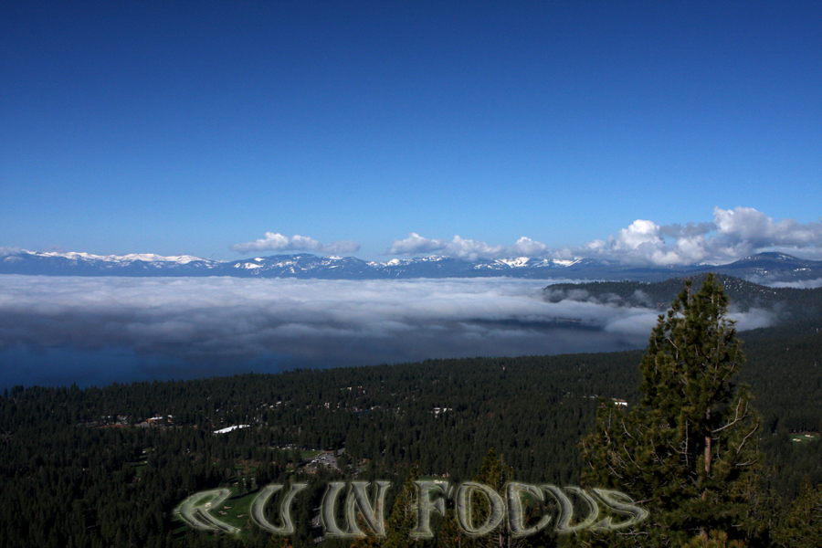 Lake Tahoe - Scenic overlook