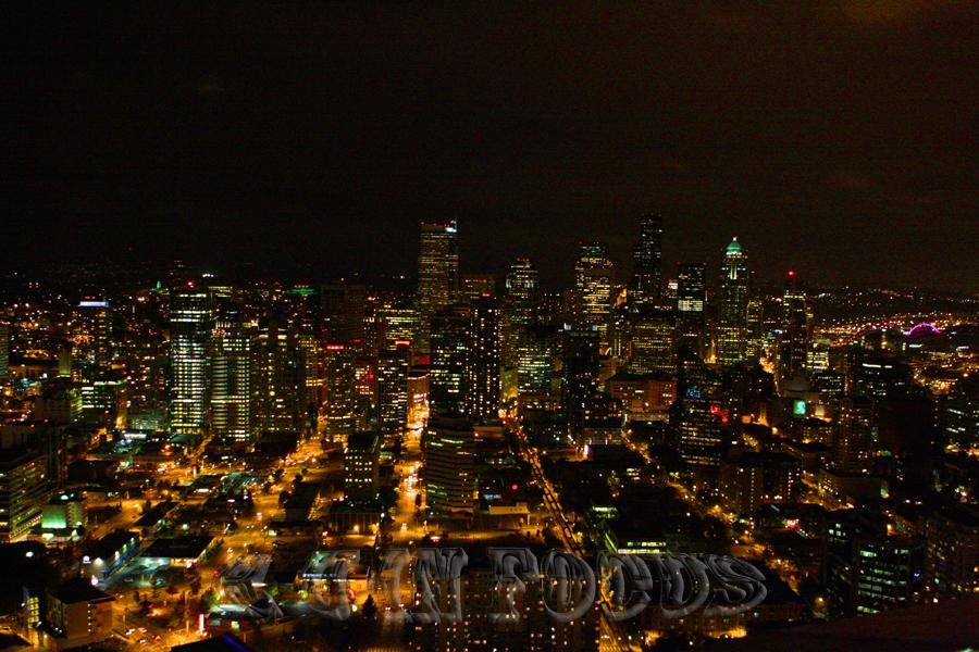 Seattle night light