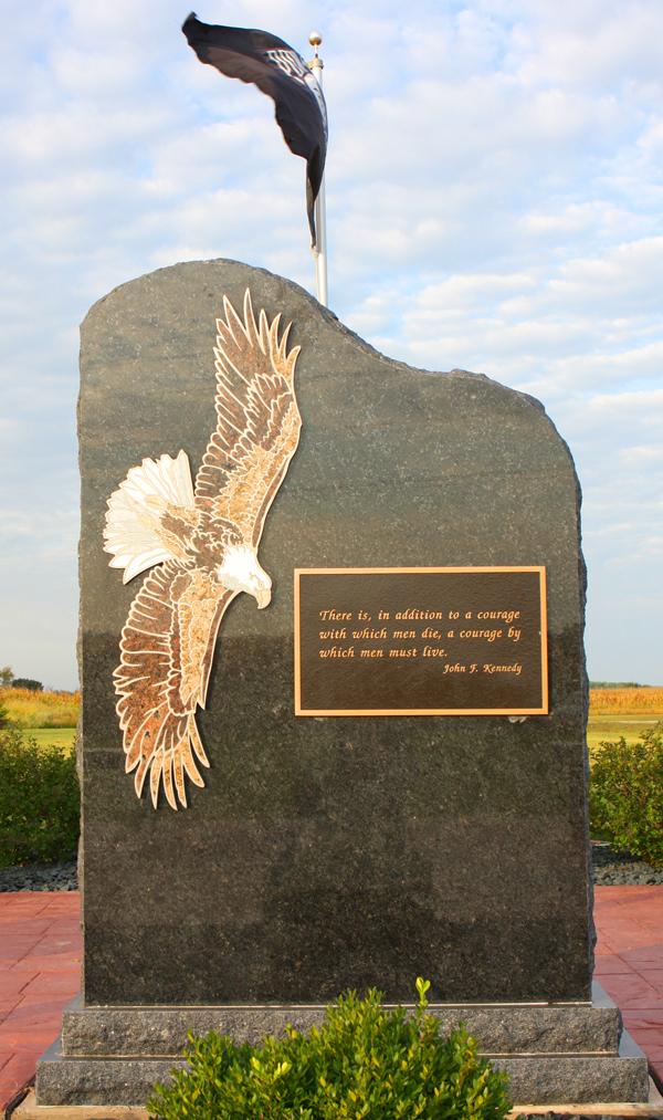 Washington Iowa Veterans Memorial